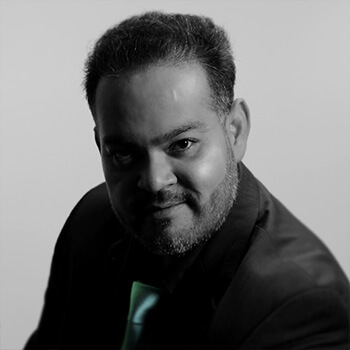 EDDIE G. CABRERA - Creative Director & Co-Founder